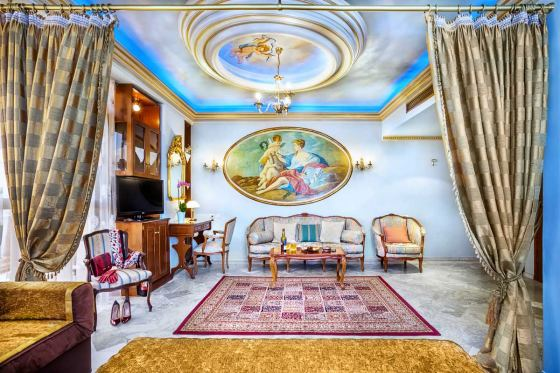 ���� ������ � ������ � �����  IMPERIAL PALACE 4*